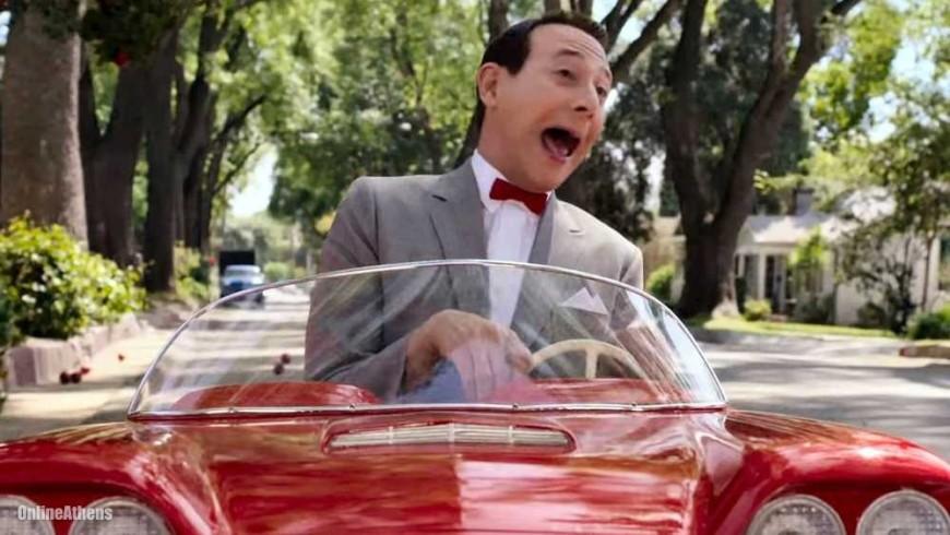 Pee Wee Big H car