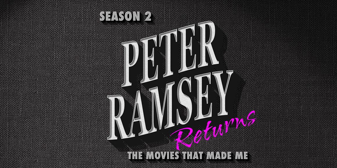 Peter Ramsey RETURNS!