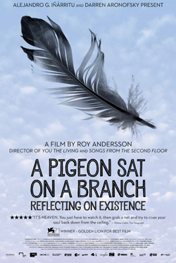 A Pigeon Sat On A Branch Reflecting On Existence Trailers